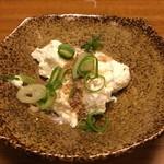 居酒家喜蔵 奈良店 - ネギとチーズの絶妙さ