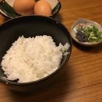 居酒家喜蔵 奈良店 - こだわり卵ごはん