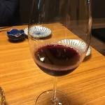 居酒家喜蔵 奈良店 - ワイン1杯分