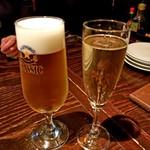 大衆ビストロボン - ビールとスパークリングワイン