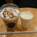 タリーズコーヒー - アイスアイリッシュラテのトール¥530-