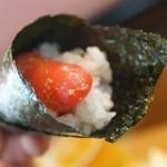 丸八寿司 - ちびまるこ巻き