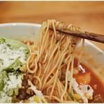トロケの台所 - 小麦の風味たっぷりの麺。