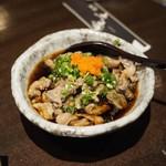 土竜 - 牛すじポン酢