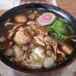見浦亭 - 料理写真:つくばうどん