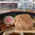 見浦亭 - 肉団子