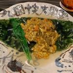 中華割烹 ひさだ - 鱶鰭と上海蟹