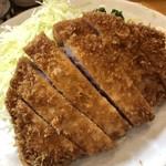 とんかつ 燕楽 - 料理写真: