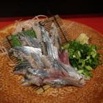 千歳 - 料理写真:さんま刺