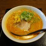 麺屋たけぞう - 料理写真:辛味噌らーめん(780円)