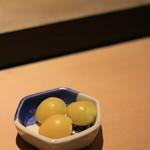 鮨 かわの - 銀杏