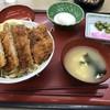 軽食堂 浅まんぷく - 料理写真:わらじカツ丼
