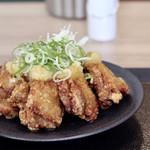 からしげ - 柚子おろしポン酢定食