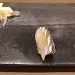 不動前 すし 岩澤 - 細魚