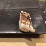 不動前 すし 岩澤 - カマス炙り