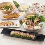 魚魯魚魯 - ちゃんこ鍋コース