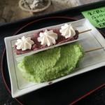 横丁とうふ店 最上川千本だんご -