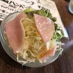 大衆ビストロ原田屋 - サラダ
