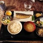 加藤商店 - バランスの良いお食事です