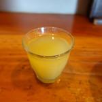 yamamotonohamba-gu - お昼のセットのジュース