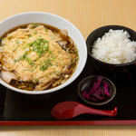 めん処マサムネ屋  - 天津メン麺定食