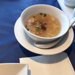 96047530 - 日替わりのスープ