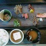 駒ヶ岳温泉 - 【朝食】(一部分)