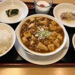 Shikishunsaikounanshun - 麻婆豆腐