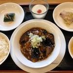 Shikishunsaikounanshun - 麻婆茄子