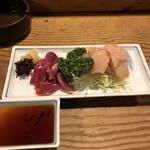 喜多川 - 鶏刺し