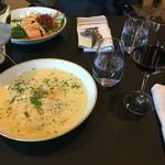 96048860 - スープが最高に丁度いい味