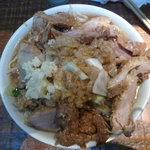 ラーメン荘 その先にあるもの - 9/2011 豚ラーメン900円