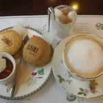 SAWAI COFFEE&TEA - スコーンセット