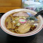 恵庭 おとん食堂 - 萬字ラーメン(650円)