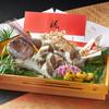 和食酒家 縁 - 料理写真:鯛の姿焼き(尾頭付き)6,000円+税