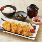 魚魯魚魯 - 鯵フライ御膳