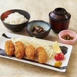 魚魯魚魯 - 牡蠣フライ御膳