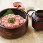 魚魯魚魯 - ねぎとろ丼