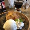 アップルパイ カフェ グレイシー グレイシー - 料理写真: