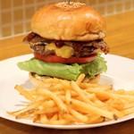 ザ ハンバーガー -