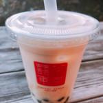 台湾茶Cafe KIKICHA TOKYO - 美人タピオカミルクティー 550円