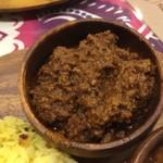 マサラ食堂 - キーマ
