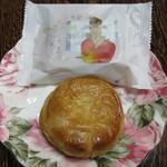 安曇野ちひろ美術館 ミュージアムショップ - 料理写真:りんごの天使