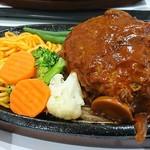 タカラヅカキッチン - ハンバーグ