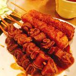 96057998 - 味噌串カツ・どて串