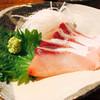 てるてる - 料理写真:ブリの刺身
