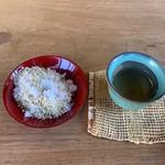 大津屋 - 栗粉餅