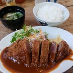 洋食の朝日 -