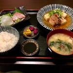 いざけ屋ひなた - ひなた屋 定食750円