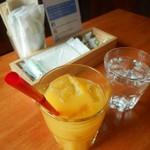 DAD'S RIBS - オレンジジュース